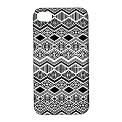 Aztec Design  Pattern Apple iPhone 4/4S Hardshell Case with Stand
