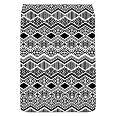 Aztec Design  Pattern Flap Covers (L)