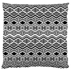 Aztec Design  Pattern Standard Flano Cushion Case (Two Sides)