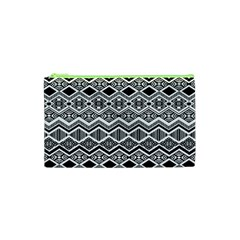Aztec Design  Pattern Cosmetic Bag (XS)