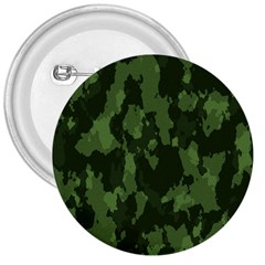 Camouflage Green Army Texture 3  Buttons