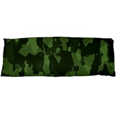 Camouflage Green Army Texture Body Pillow Case Dakimakura (Two Sides)