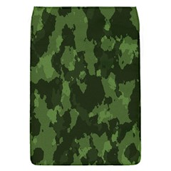 Camouflage Green Army Texture Flap Covers (S)