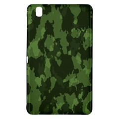 Camouflage Green Army Texture Samsung Galaxy Tab Pro 8.4 Hardshell Case