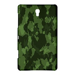 Camouflage Green Army Texture Samsung Galaxy Tab S (8 4 ) Hardshell Case