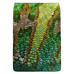 Chameleon Skin Texture Flap Covers (L)