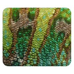Chameleon Skin Texture Double Sided Flano Blanket (Small)