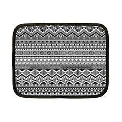 Aztec Pattern Design Netbook Case (small)