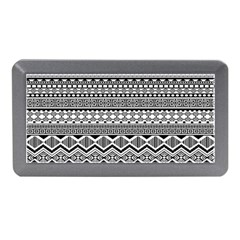 Aztec Pattern Design Memory Card Reader (Mini)