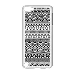 Aztec Pattern Design Apple Ipod Touch 5 Case (white)