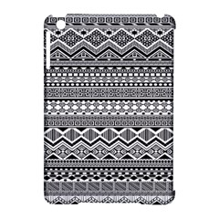 Aztec Pattern Design Apple Ipad Mini Hardshell Case (compatible With Smart Cover)