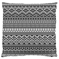Aztec Pattern Design Standard Flano Cushion Case (One Side)