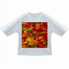 Leaves Texture Infant/Toddler T-Shirts