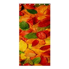 Leaves Texture Shower Curtain 36  x 72  (Stall)