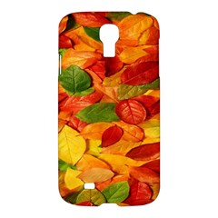 Leaves Texture Samsung Galaxy S4 I9500/I9505 Hardshell Case