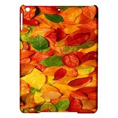 Leaves Texture Ipad Air Hardshell Cases
