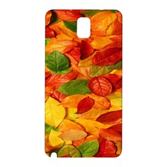 Leaves Texture Samsung Galaxy Note 3 N9005 Hardshell Back Case
