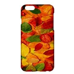 Leaves Texture Apple iPhone 6 Plus/6S Plus Hardshell Case