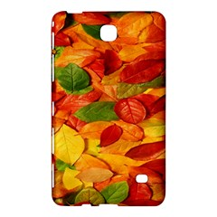 Leaves Texture Samsung Galaxy Tab 4 (7 ) Hardshell Case