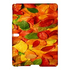 Leaves Texture Samsung Galaxy Tab S (10 5 ) Hardshell Case
