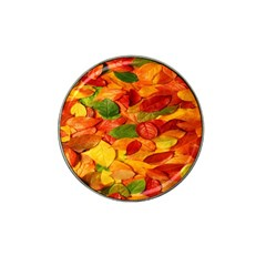 Leaves Texture Hat Clip Ball Marker (10 Pack)