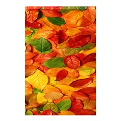 Leaves Texture Shower Curtain 48  X 72  (small)