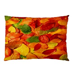 Leaves Texture Pillow Case (Two Sides)