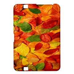 Leaves Texture Kindle Fire HD 8.9