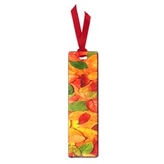 Leaves Texture Small Book Marks