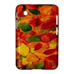 Leaves Texture Samsung Galaxy Tab 2 (7 ) P3100 Hardshell Case