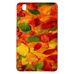 Leaves Texture Samsung Galaxy Tab Pro 8 4 Hardshell Case