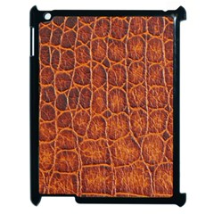 Crocodile Skin Texture Apple Ipad 2 Case (black)