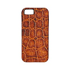 Crocodile Skin Texture Apple iPhone 5 Classic Hardshell Case (PC+Silicone)