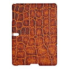 Crocodile Skin Texture Samsung Galaxy Tab S (10.5 ) Hardshell Case