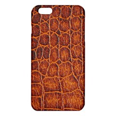Crocodile Skin Texture Iphone 6 Plus/6s Plus Tpu Case