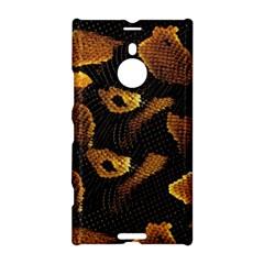 Gold Snake Skin Nokia Lumia 1520