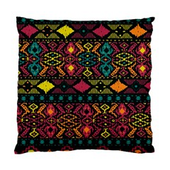 Bohemian Patterns Tribal Standard Cushion Case (One Side)