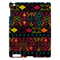 Bohemian Patterns Tribal Apple Ipad 3/4 Hardshell Case