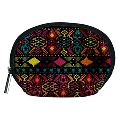 Bohemian Patterns Tribal Accessory Pouches (Medium)