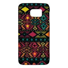 Bohemian Patterns Tribal Galaxy S6