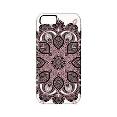 Ornate mandala Apple iPhone 5 Classic Hardshell Case (PC+Silicone)