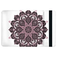 Ornate mandala iPad Air 2 Flip