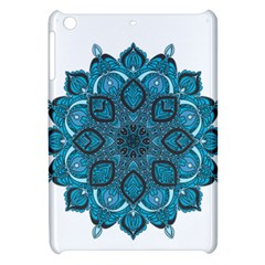Ornate mandala Apple iPad Mini Hardshell Case