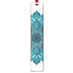 Ornate mandala Large Book Marks