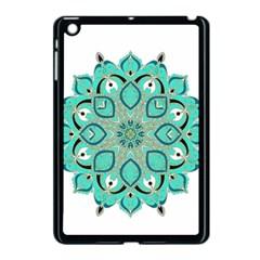 Ornate mandala Apple iPad Mini Case (Black)