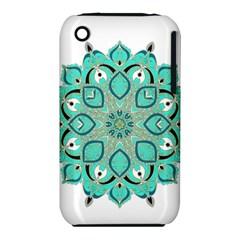 Ornate mandala iPhone 3S/3GS