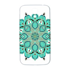 Ornate mandala Samsung Galaxy S4 I9500/I9505  Hardshell Back Case