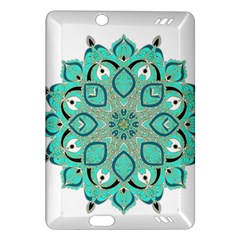 Ornate mandala Amazon Kindle Fire HD (2013) Hardshell Case