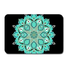 Ornate mandala Plate Mats
