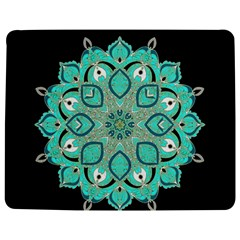 Ornate mandala Jigsaw Puzzle Photo Stand (Rectangular)